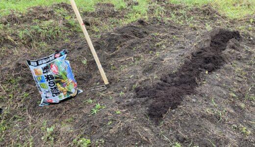5月は野菜を植えるのに絶好の季節!たくさん植えて美味しい野菜をたくさん食べ・・・るはず・・・が(吐血